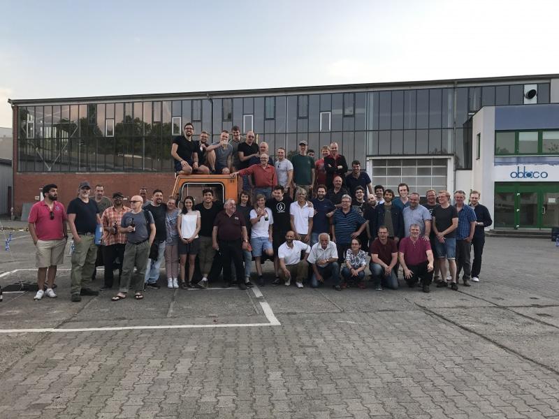 Mannschaft 2017-18 - ohne T+M