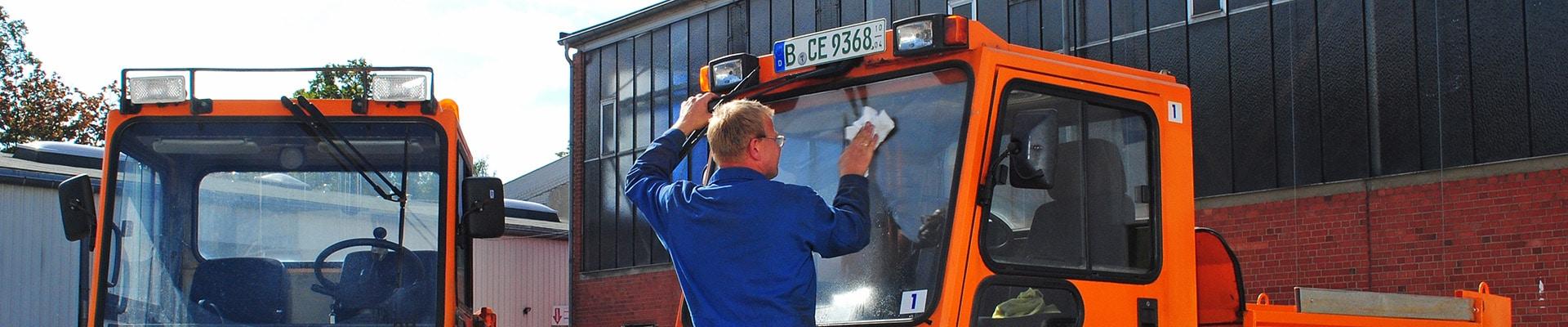 Reinigungspflichten IM NORDEN GmbH Winterdienst Berlin