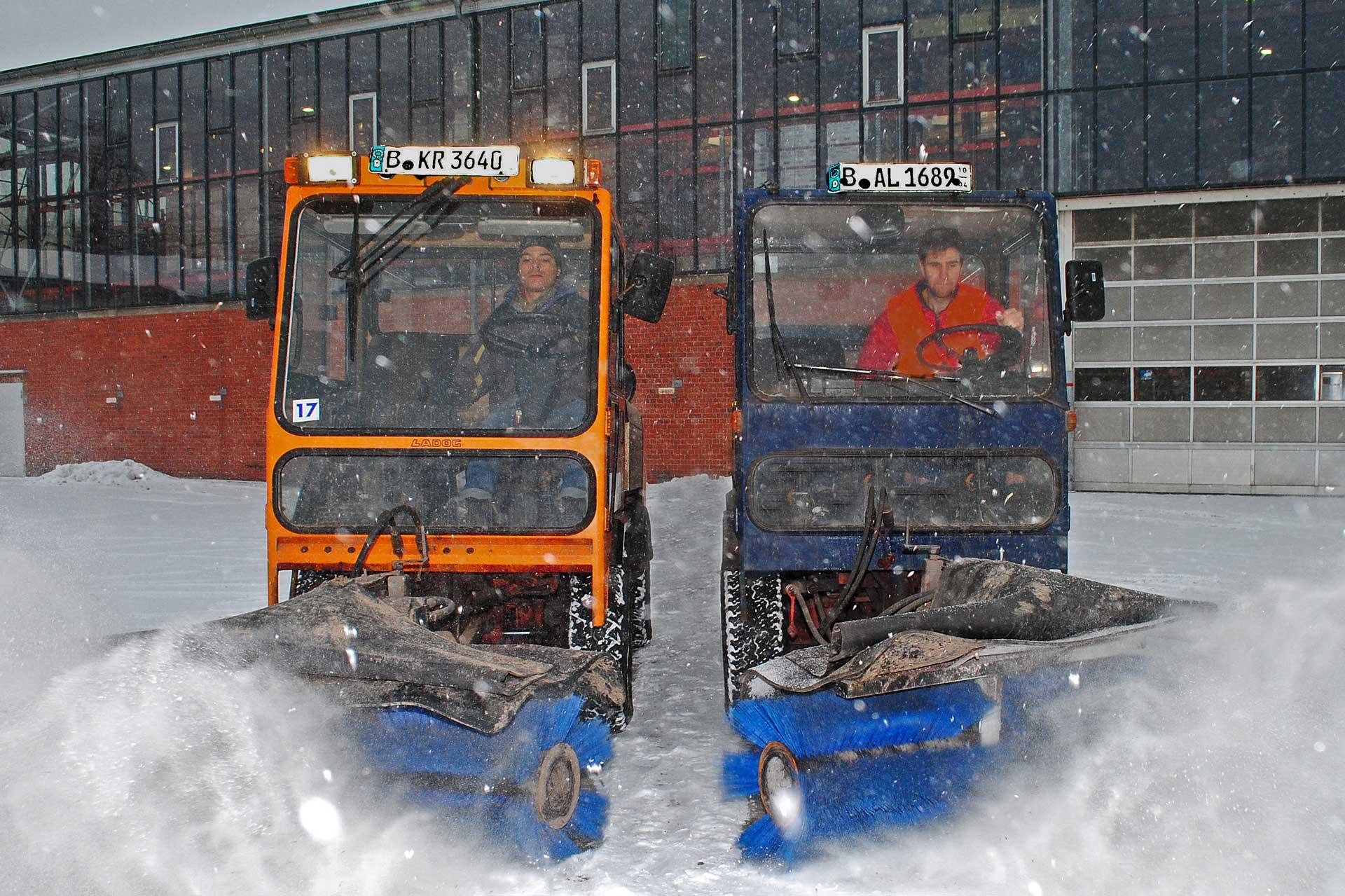 Winterdienst Berlin IM NORDEN GmbH