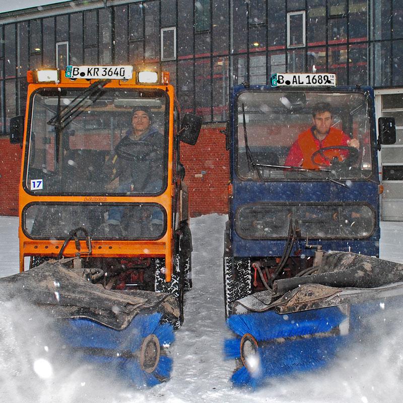 Räumfahrzeuge Winterdienst IM NORDEN GmbH
