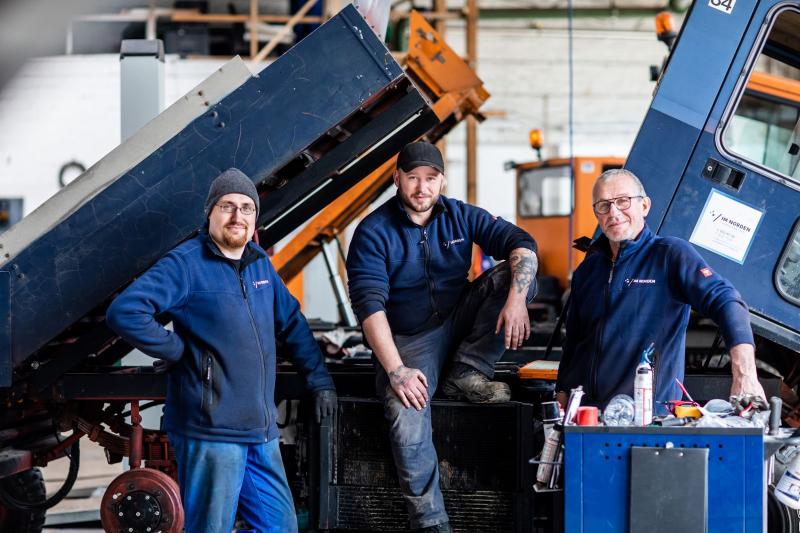 Werkstatt-Team | IM NORDEN GmbH
