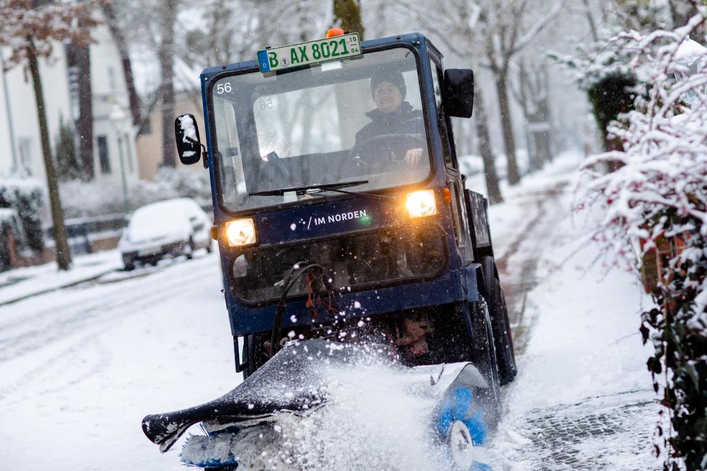 Winterdienst | IM NORDEN GmbH